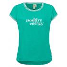 "Damska koszula kimono ""pozytywna energia"", zielona"