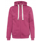 Ladies sweat jacket Dream, S, mauve
