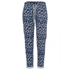 Women's sweatpants Wild Love, gray melange, as