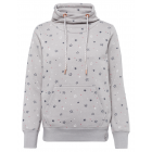 Ladies' tube sweatshirt Stars Love, gray, asso