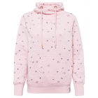 Ladies' tube sweatshirt Stars Love, pink, asso