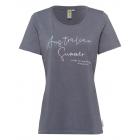 Ladies T-Shirt Australian Summer, 3XL, anthracite
