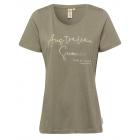 Ladies T-Shirt Australian Summer, S, khaki
