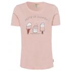 Damen T-Shirt Taste of Summer, rose, sortierte Grö