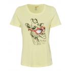 Damen T-Shirt Go Wild, gelb, sortierte Größen