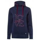 Women's sweatshirt Tube Love, navy, assorted s