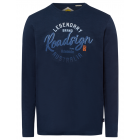 Maglietta a maniche lunghe da uomo Legendary, navy