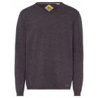 Men's Knit Sweater Heritage, black
