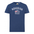 caballeros T-Shirt Bandera australiana, marina, su