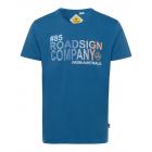 signori T-ShirtRoadsign Azienda, blu, assortita G