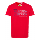 Men's T-ShirtRoadsign Company, red, assorted s