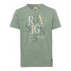Men's T-ShirtRoadsign 85, khaki, assorted size