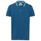 Men's polo shirt Roadsign , blue, assorted siz