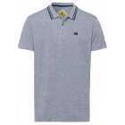 Men's polo shirt Roadsign , gray melange, asso
