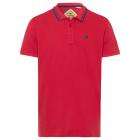 Polo da uomo Roadsign , rosso, dimensioni assortit