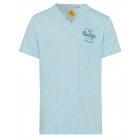 Henley Down Under, blue, assorted sizes