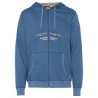 Men's sweat jacket TEAM, blue, sorted sizes