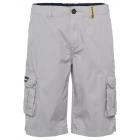 Bermuda Sailing Club da uomo, grigio, dimensioni a
