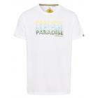 signori T-Shirt Paradise, bianco, dimensioni assor