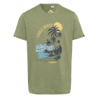 signori T-Shirt Cable Beach, kaki, dimensioni asso