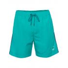 Men's swim shorts Keep the Spirit, green, asso