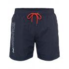Men's swim shorts Roadsign , anthracite, sorte