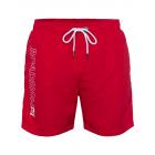 Shorts da bagno da uomo Roadsign , rosso, dimensio
