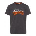 caballeros T-Shirt Adelaide, melange antracita, cl