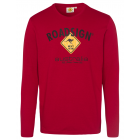 Men's long sleeve shirt logo Roadsign , 2XL, r