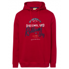 Queensland men's hoodie, red, assorted sizes
