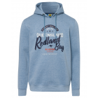 Men's hoodie Queensland, light blue, assorted