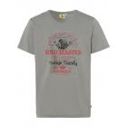 Herren T-Shirt Road Master, grau, sortierte Größen