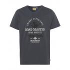 Herren T-Shirt Road Master, anthrazit, sortierte G