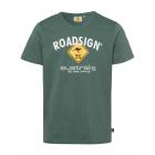 Herren Logo T-Shirt Raute, 3XL, grün