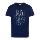 Men logo T-ShirtRoadsign , marine, assorted Gr