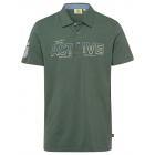 Herren Poloshirt Active, grün, sortierte Größen