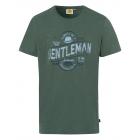 Herren T-Shirt Gentleman, grün, sortierte Größen