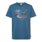 Herren T-Shirt Pacific Soul, blau, sortierte Größe