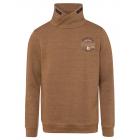 Men's sweatshirt Tube Urban, brown, assorted s