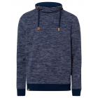 Men's fleece pullover Tube, L, navy