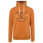 Men's sweatshirt tube Roadsign Cie., Orange, s