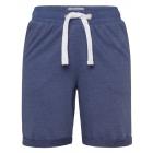 Damen Sweat Shorts, 2XL, marine