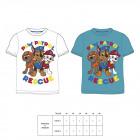 T-shirt voor jongens Paw Patrol