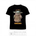 T-shirt da uomo BABY YODA