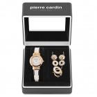Pierre Cardin Watch PCX6007L257 Gift Set Jewelry
