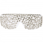 Glasses Lady Diamond Silver
