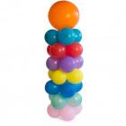Balloon Pillar with Pedestal - 135cm