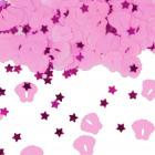 Pink táblázat konfetti - Baby Girl