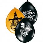 Halloween Balloons 30cm 8 pieces