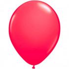 Neón rosa globos de 25 cm 8 piezas